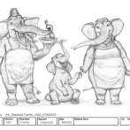 002_Elephant-Family_v002