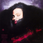 Fur - 1992. Acrylics on Board