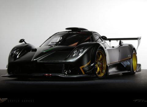 Zonda Model Sequence Two