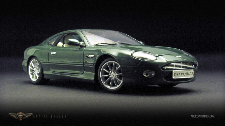 Aston Martin DB-7 Vantage