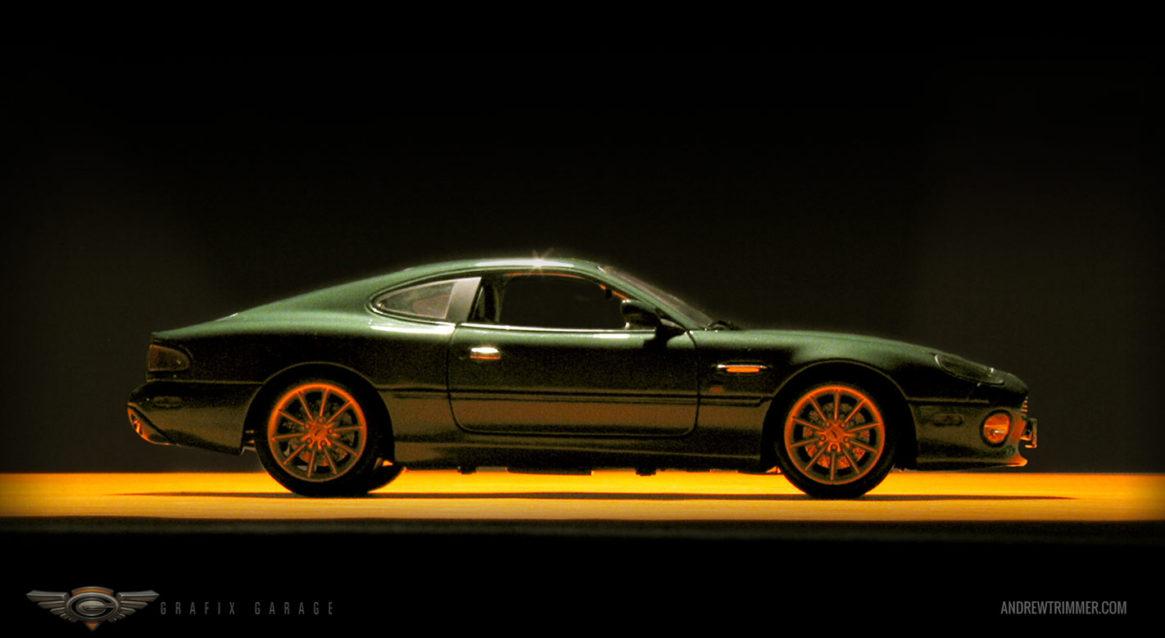Aston Martin DB-7 Profile