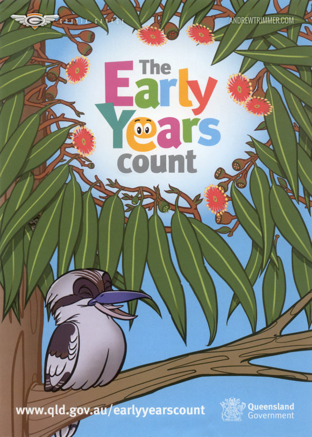 Early Years Counts Booklet Cover